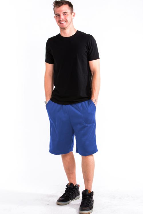 Sweat Shorts Front Royal Blue