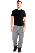 Sweatpants Front Medium Gray
