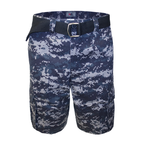 Twill Shorts Digital Camo
