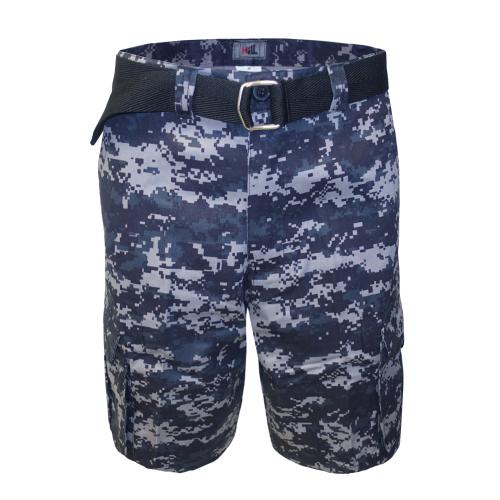 Twill Shorts Digital Camo
