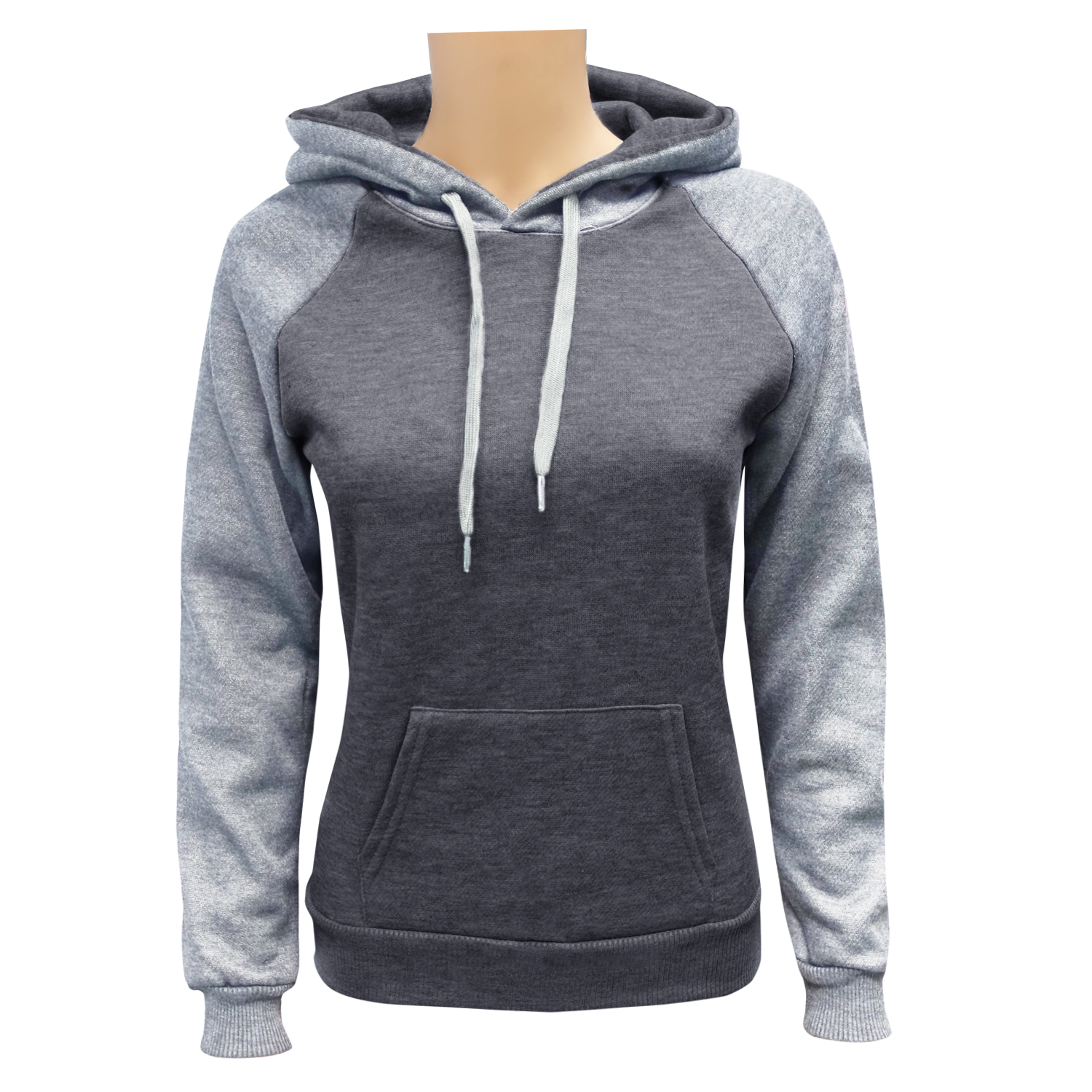 cheap for discount 7c65c 44329 Hill Apparel – Women's Two Tone Pullover Hoodie